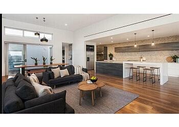 Living Room Interior Design by Anya Fenton