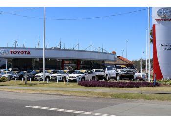 Llewellyn Toyota