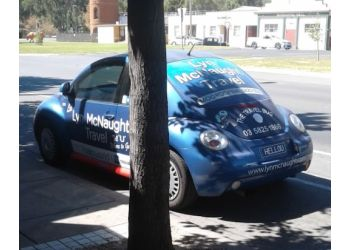 Lyn McNaught Travel