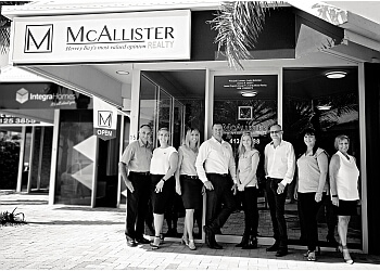 MCALLISTER REALTY
