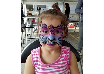Magic Mirror Face Painting