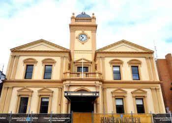 Maitland Townhall