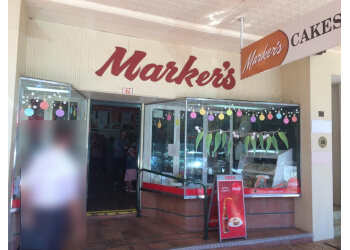Markers Cake Shop