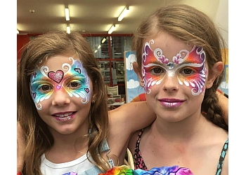 Micarla Marshall - Face Painting and Glitter Tattoo Artist