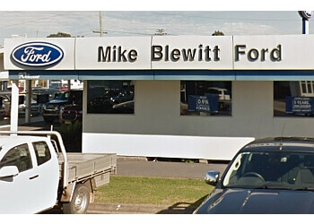 Mike Blewitt Ford