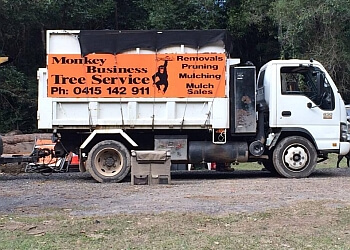 Monkey Business Tree Service