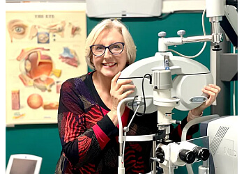 Morrison's Family Eye Care Centre - Dr. Sallyanne Morrision