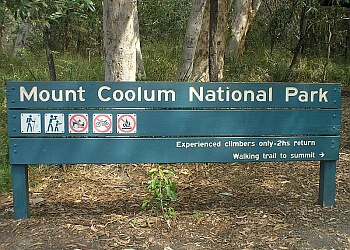 Mount Coolum National Park Trail