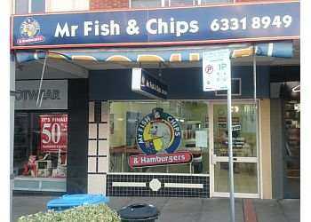 Mr. Fish and Chips