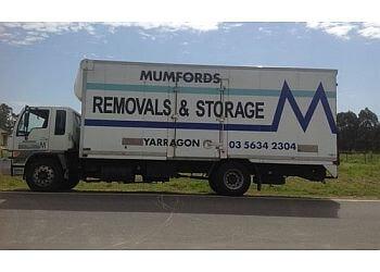 Mumfords Removals & Storage