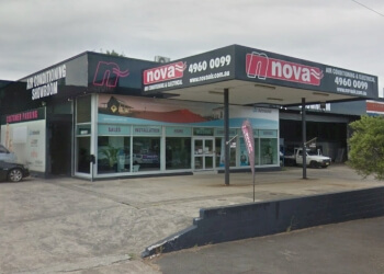 NOVA AIR CONDITIONING AND ELECTRICAL
