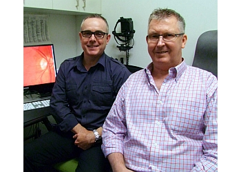 NT Optometrists - Dr. John Crimmings