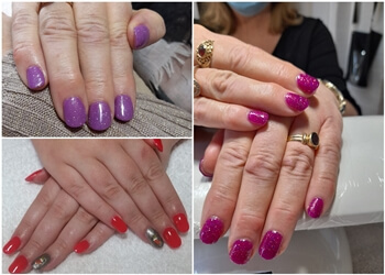 Nails with Sal