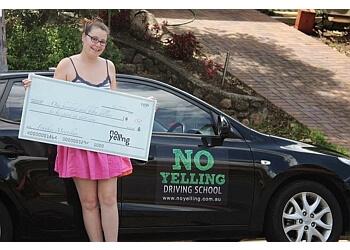 No Yelling Driving School