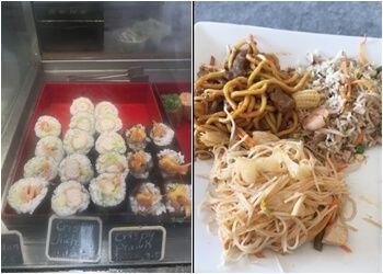 Noodle City Sushi