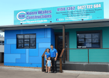 Norm Wales Constructions Pty Ltd