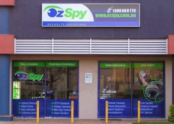 Ozspy Security Solutions