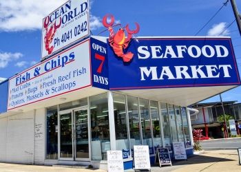 Ocean World Seafood Market