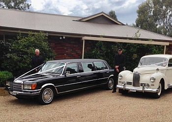 Old School Wedding Cars