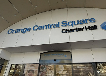 Orange Central Square Shopping Centre