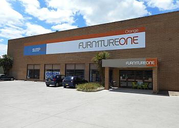 Orange Furniture One
