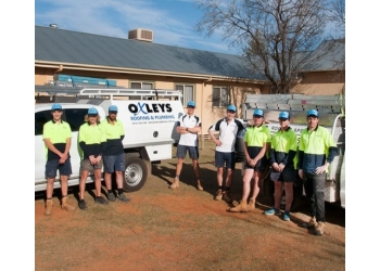 Oxley's Roofing and Plumbing