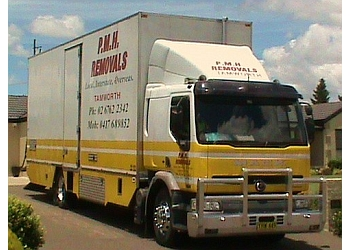 P.M.H. Removals & Storage