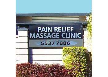 Pain Relief Massage Clinic