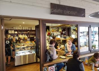 Palate Pleasure Cafe