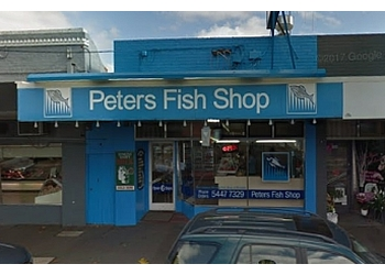 Peter's Fish Shop Kangaroo Flat