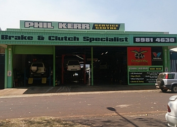 Phil Kerr Service Centre