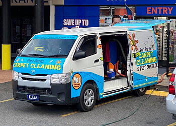 Port Curtis Carpet Cleaning & Pest Control