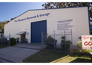 Port Removals & Storage
