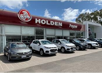 Poyser Holden