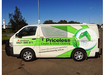 Priceless Carpet & Grout Cleaning Services SA