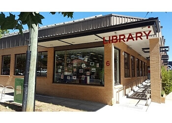 Queanbeyan City Library