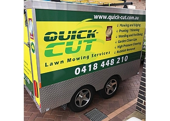 Quick-Cut Lawn Mowing Services