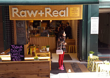 Raw and Real Cold-pressed Juicery and Kitchen