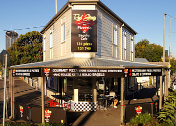 Red Stone Pizzeria & Bagelry Cafe