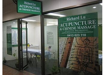 Richard Lu Acupuncture and Chinese Massage
