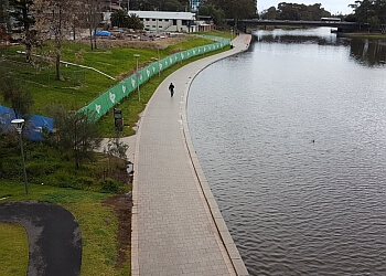 River Torrens Linear Park Trail