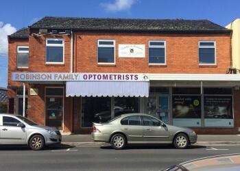 Robinson Family Optometrists - Dr. Glenn Robinson