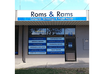 Roms & Rams Computer Technology