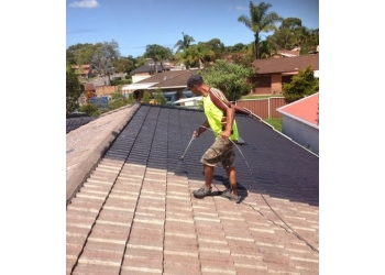 Roof Cleaning & Restorations