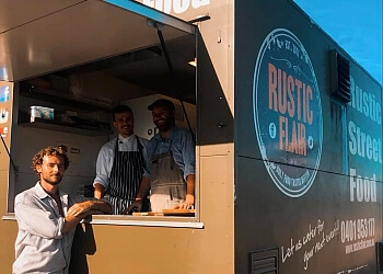 Rustic Flair Food Truck