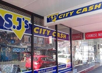 S.J'S CITY CASH