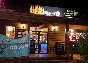SSS BBQ Barns Bar N' Grill