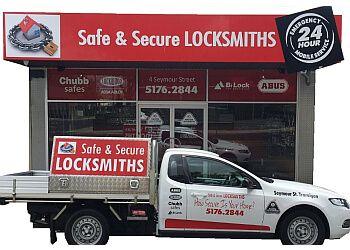 Safe & Secure Locksmiths