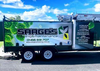 Sarge's Mowing & Maintenance
