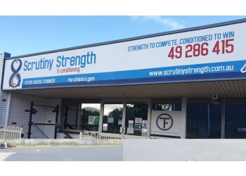 Scrutiny Strength & Conditioning